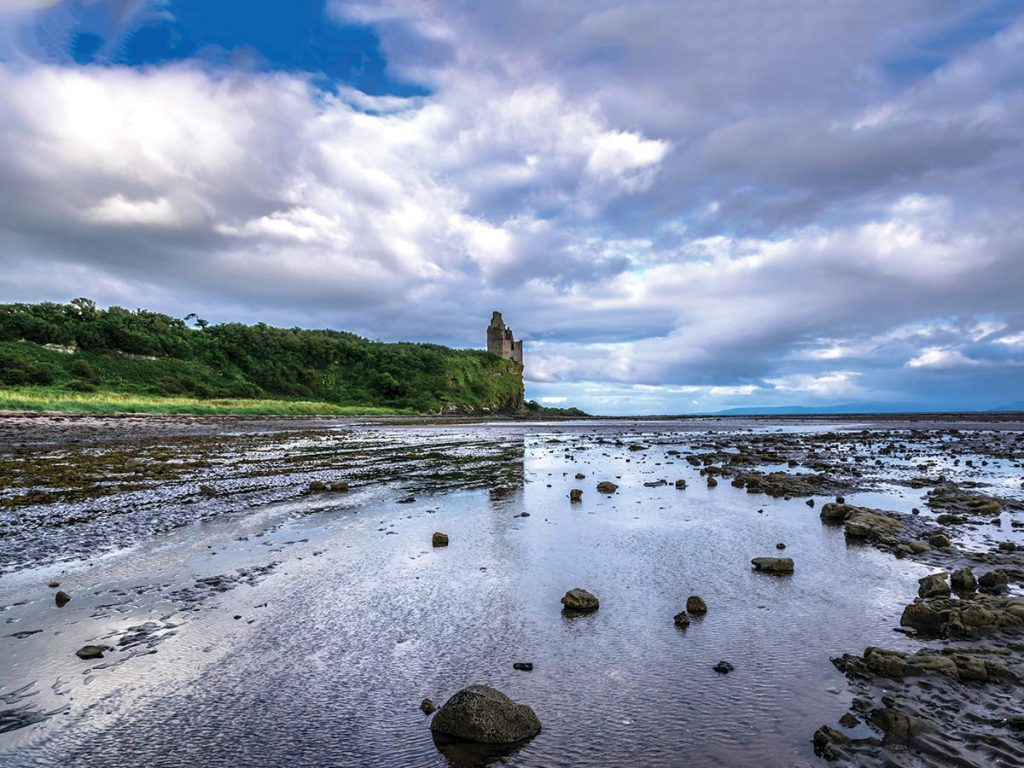 Culzean Bay near Ayr