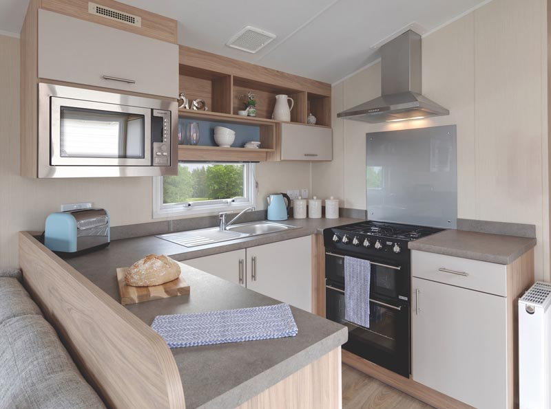 Willerby Linwood holiday home Ayrshire