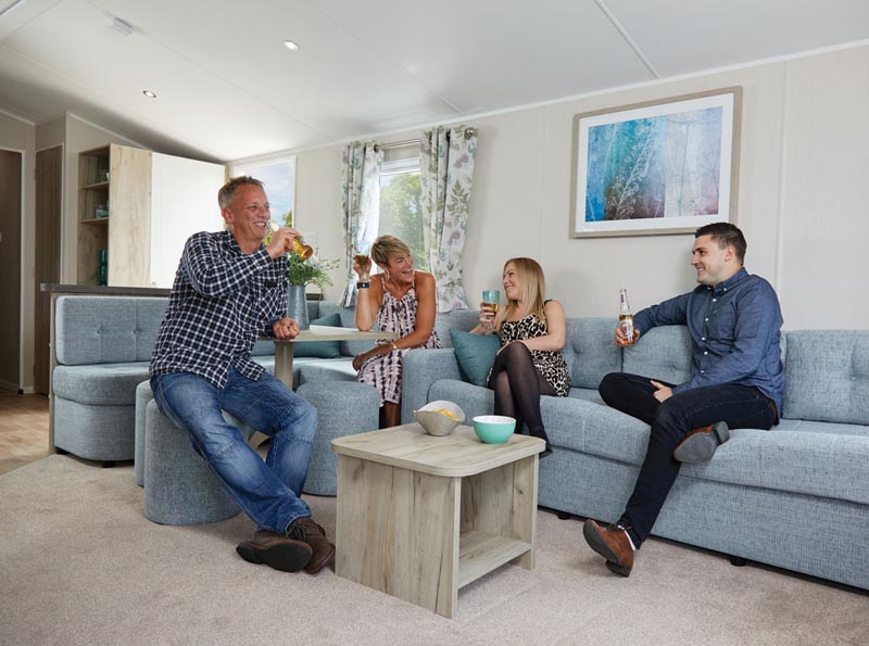 willerby Skye holiday homes Ayrshire